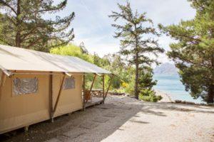 Safari Tent at The Camp