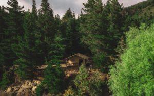 The Camp Lake Hawea