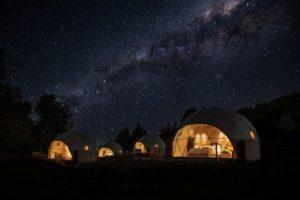 Cross Hill Domes